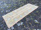 Turkish area rug, Vintage wool rug, Carpet, Handmade rug   2,4 x 5,8 ft