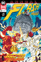 Flash Annual #2 DC COMICS GOD SPEED  Cover A 1ST PRINT