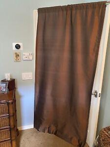 100 silk curtains