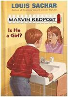 Is He a Girl? by Sachar, Louis