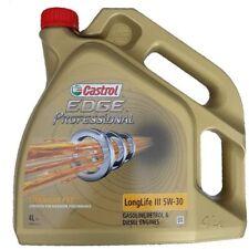 Castrol 5W-30 EDGE Professional LONGLIFE 3 VW 504 00/ 507 00 4 Liter