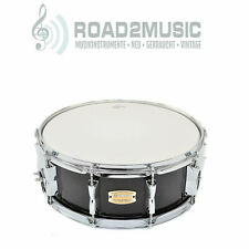 "Yamaha sbs-1455s Stage Custom Birch Snare 14""x5,5"" Raven Black Drums, batería"