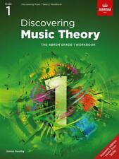 More details for discovering music theory, the abrsm grade 1 workbook