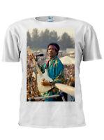 Jimi Hendrix Music Legend T Shirt Trendy Tee Men Women Unisex XMas Gift M884