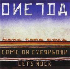 Oneida – Come On Everybody Let's Rock ( CD - Album )