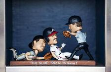 Sid Bream Slide bobblehead - 2012 SGA Atlanta Braves 6-9-12 - New in box mint