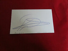 Paul EVANS  Nottingham Forest 2000's  Original Hand Signed  FOOTBALL Card