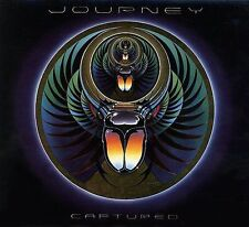 Captured [Digipak] by Journey (Rock) (CD, Oct-2006, Sony Music Distribution (USA