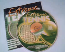 CD Extreme Tennis - Head Games - ultimate 3D Tennis Game Experience