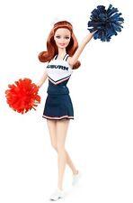 Barbie Collector Doll Auburn University dolls Pink Label Nrfb Nisb