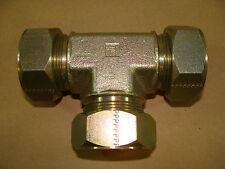 "NEW Parker 24-JBU-S 1-1/2"" OD Union Tee Ferulok Compression Tube Fitting 24JBUS"