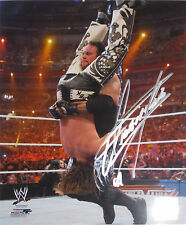 WWE UNDERTAKER HAND SIGNED AUTOGRAPHED 8X10 PHOTOFILE PHOTO WITH EXACT PROOF 7