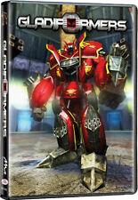 Gladiformers (DVD)  animation  NEW