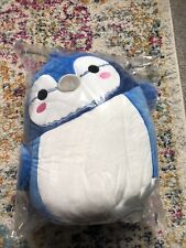 "12"" Babs the Bluejay Squishmallow by Kellytoy, BNWT Rare 🔥 HTF NEW Blue jay 🔥"