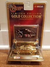 Dale Earnhardt #3 1999 Goodwrench 24K Gold RARE - LIMITED EDITION 1:64