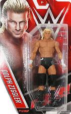 WWE DOLPH ZIGGLER WRESTLER WWF MATTEL BASIC SERIES 61 WRESTLING ACTION FIGURE