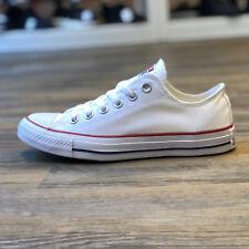 Converse All Star OS Low Gr.38 weiß Schuhe Turn Sneaker Herren Damen Neu M7652