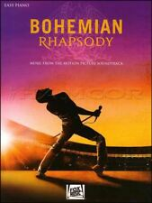 Bohemian Rhapsody Easy Piano Music Book Queen Movie Sountrack SAME DAY DISPATCH