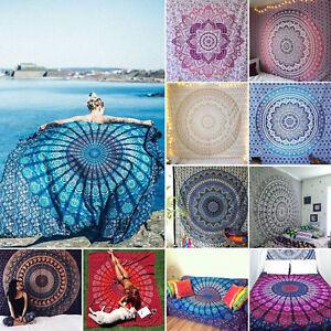 50 pcs Wholesale Lot Hippie Throw Twin Tapestry Mandala Set of 50 Wall Hanging