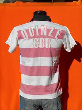 PETIT QUINZE Polo Shirt Made in France Serge Blanco SBR Rugby 15 Tournoi Nation