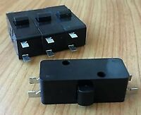 4 x Micro-switch for Jarvis Walker Watersnake foot pedal FREE AUSPOST