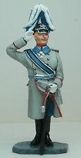 Metal Toy Soldier Prussian Kaiser Wilhelm II Birthday Review in Berlin 1913 KB31