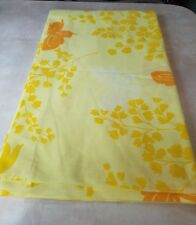 Double Bed Springmaid Butterfly Flat Sheet  EUC
