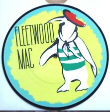 "EX! FLEETWOOD MAC OH DIANE / RHIANNON / THE CHAIN UK 7"" VINYL Picture Pic Disc"