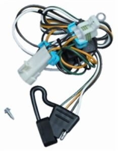 Trailer Connector Kit-Wiring T-One Connector Reese 118359