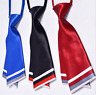 Women Men Girl Boy Party Dance Costume Sailor Marine Stripe Neck tie Necktie
