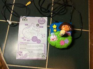 Dora The Explorer: Race To Play Park (Jakks,2005) Plug N Play TV Game