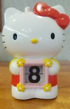Sanrio Hello Kitty '98  Perpetual Day Calendar with Original Box RARE