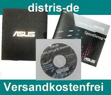 ORIGINALE Asus hd6870 ATI driver CD DVD v947 driver Manual ~ 007 schede grafiche Zub