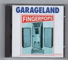 (IK630) Garageland, Fingerpops - 1996 CD