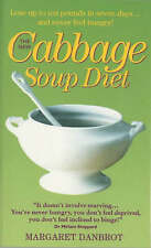 The New Cabbage Soup Diet by Margaret Danbrot (Paperback, 2000)