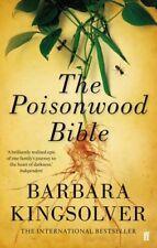 The Poisonwood Bible,Barbara Kingsolver- 9780571298846