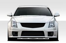 08-13 Cadillac CTS CTS-V Duraflex CTS-V Look Front Bumper 1pc Body Kit 109023