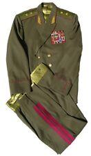 Soviet Judicial Troops 1-star General everyday uniform