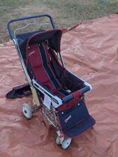 New ListingVintage Retro Baby Toddler Century Way-To-Go Folding Stroller Rare