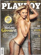 MIRIAM GÖSSNER-BIATHLONSPORT-sehr erotische BILDER-TOP-NACKT IM PLAYBOY-03/2014n