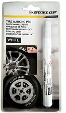 Dunlop Reifenmarkierungsstift Reifenmarkierungsstift WEIß Reifenmarkierung stift