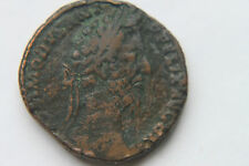 ANCIENT ROMAN COMMODUS SESTERTIUS COIN 2nd CENTURY AD
