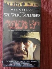 We Were Soldiers (VHS, 2002) NEW FACTORY SEALED MEL GIBSON