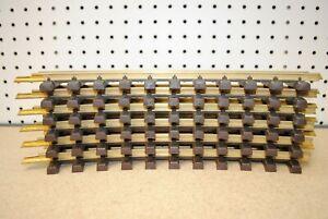 LGB 1100 (11000) x 6 Curved Brass Track 30° r600mm R1 *G-Scale*