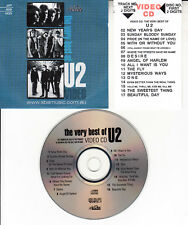U2 - THE VERY BEST OF VCD GREATEST HITS MUSIC VIDEOS