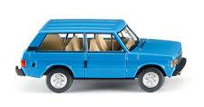 Wiking 010502 1:87 H0 Range Rover blau NEU/OVP