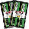 A-Tech 32GB 4x 8GB DDR4 2666 PC4-21300 Desktop 288-Pin DIMM Memory RAM Kit 32G