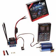 Hobbywing B4 1/10 EZRUN 60A SL ESC / 5.5T/3650 6000KV Brushless Motor / Program