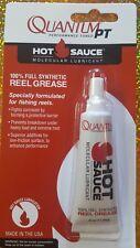 Quantum Pt Hot Sauce Reel Oil 254946 100% Full Synthetic Reel Oil Its The Best