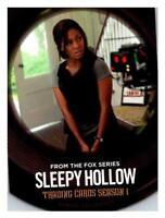 2015 CRYPTOZOIC SLEEPY HOLLOW SEASON ONE 1 BEHIND THE SCENES CARD BTS6